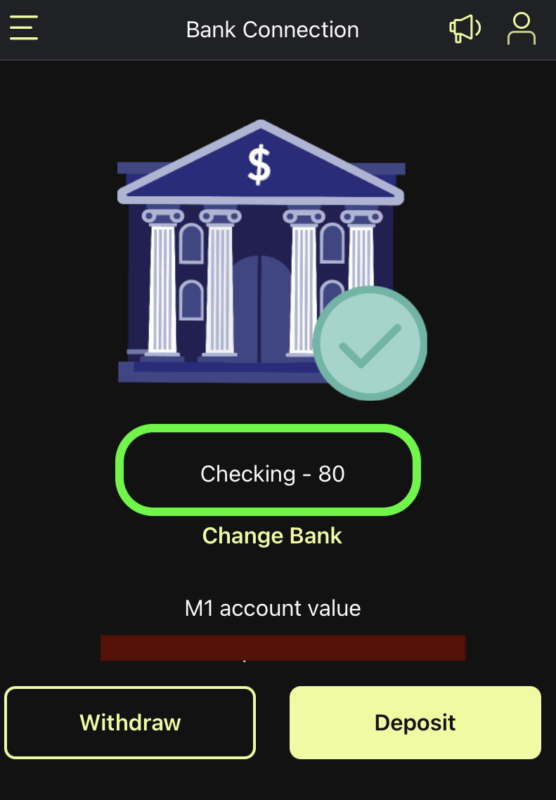 M1 Connect Bank