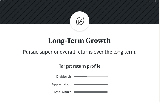 Fundrise Core Long Term Growth Plan