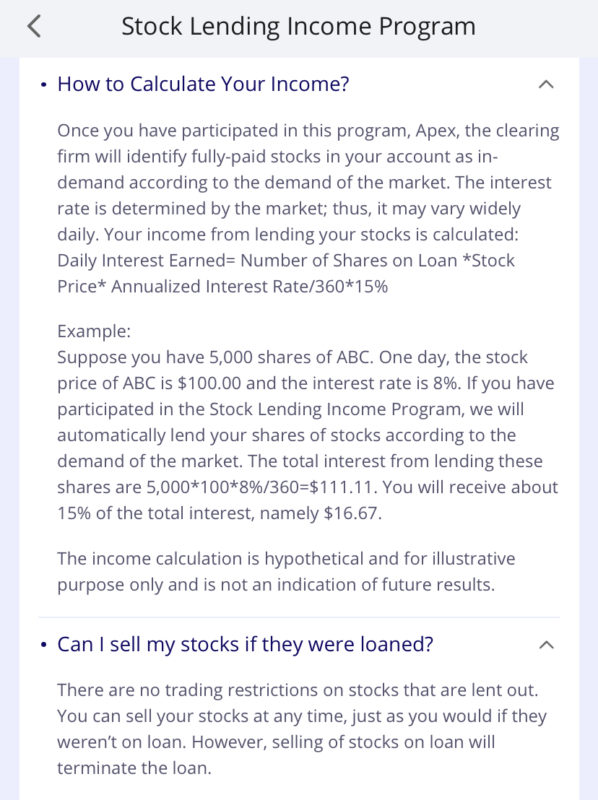 webull-stock-lending-program-faq
