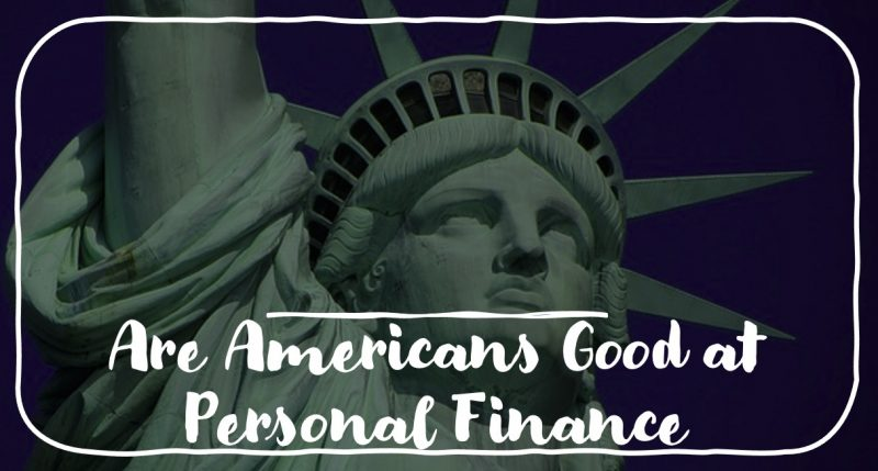 are americans good at personal finance